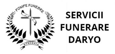 Agentie Funerara Strehaia