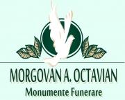 MONUMENTE FUNERARE MORGOVAN A. OCTAVIAN